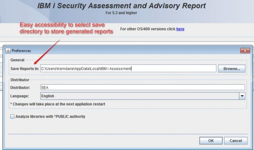 SEA's iSecurity Assessment